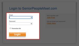 Seniorpeoplemeet com login www SeniorPeopleMeet Login