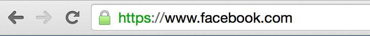 Chrome HTTPS