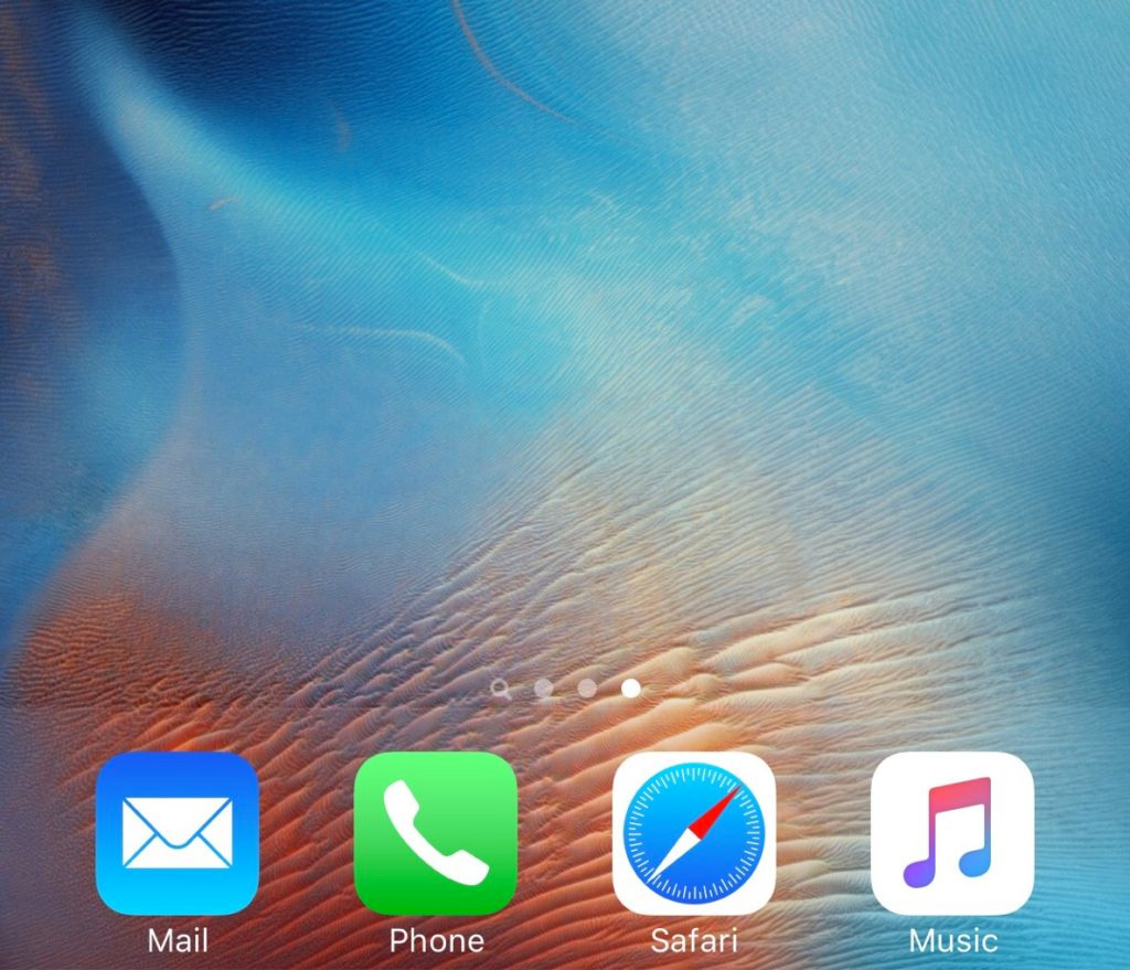 Tip: How to hide the dock on your iPhone