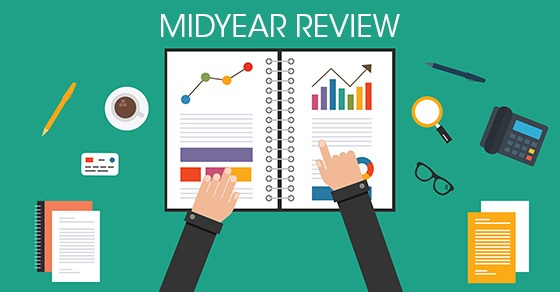 Midyear Business Evaluation Checklist