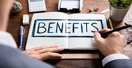 Tax Free Fringe Benefits for Employees