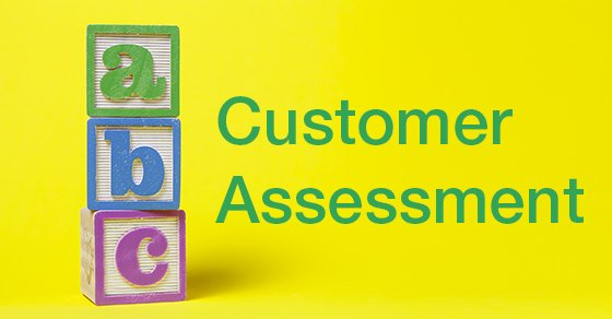 Customer Assessment by Accounting Freedom
