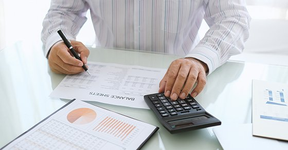 Balance Sheets versus Financial Statements