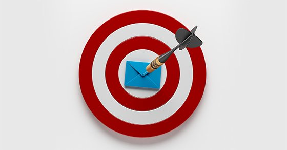 Hit the target with your email marketing