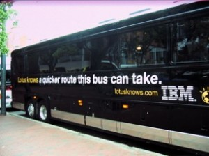 Do Product Managers Need To Catch The Bus To Advertise Their Products Properly?
