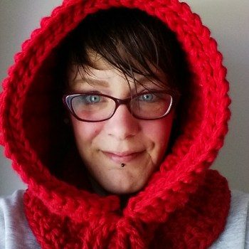 Red Riding Hood, capuche/hood, crochet