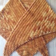 Farfalla shawl