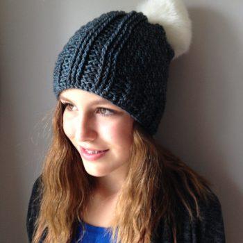 Léa chapeau / hat, crochet