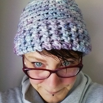 Swiftyloo chapeau / hat, crochet