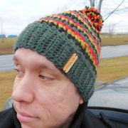 Da Boss, tuque/hat, crochet