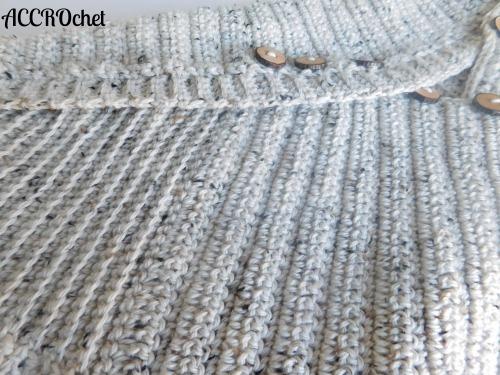 Oatmeal, crochet