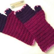 Close Calling's Atelier fingerless mittens 2