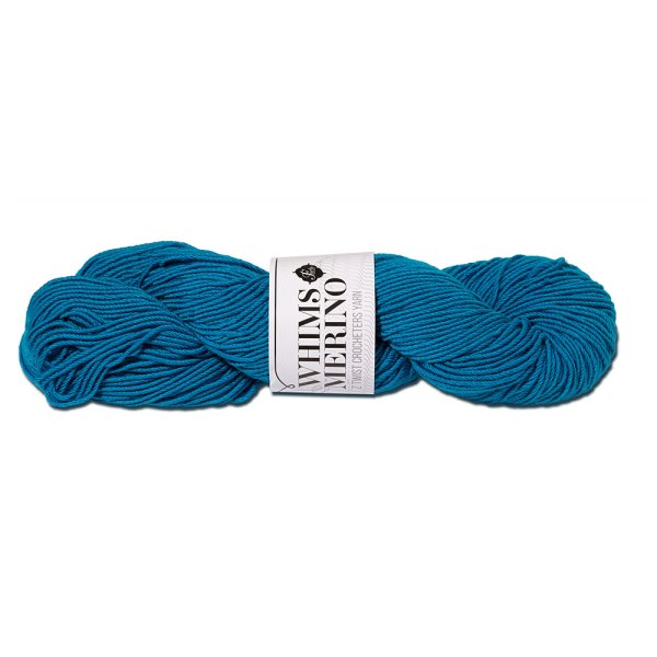 whims furls yarn blue