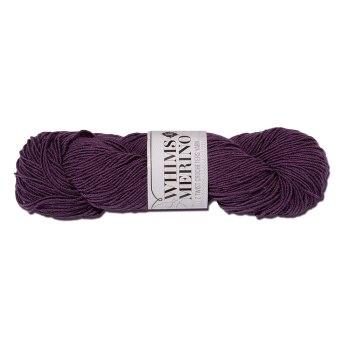 whims furls yarn purple