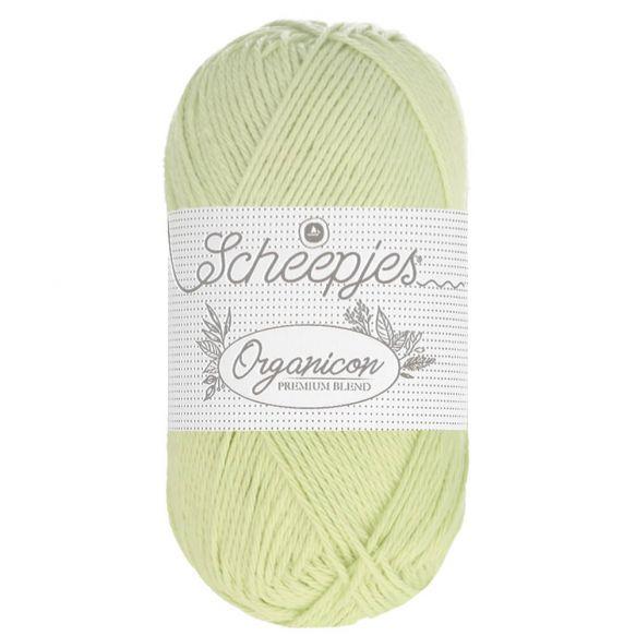 Scheepjes Organicon - Colour 212 Sweet Apple