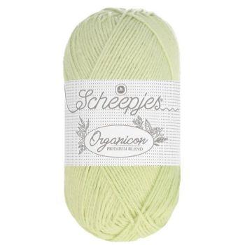 Scheepjes Organicon - Couleur 212 Sweet Apple