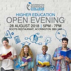 Higher Education Open Evening