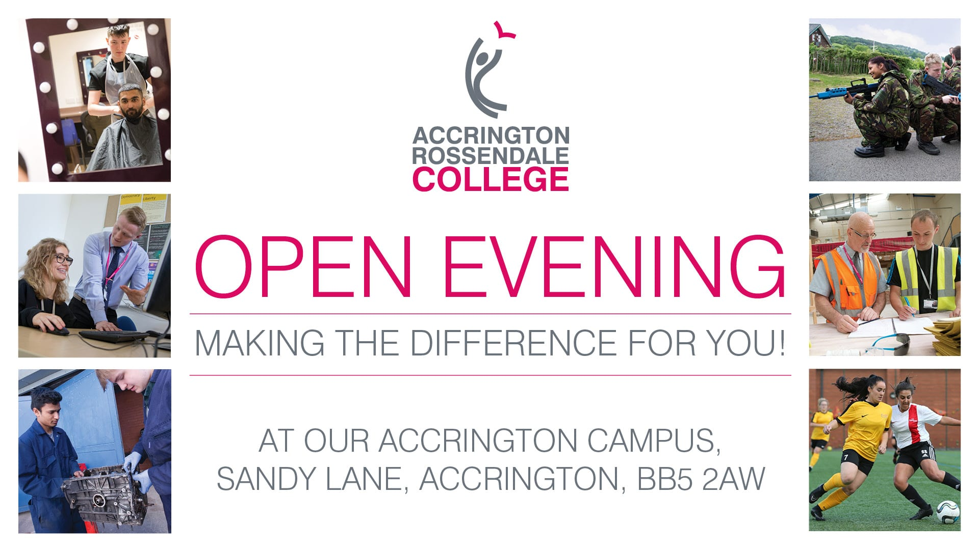 September Open Evening