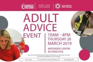 Adult Advice Event