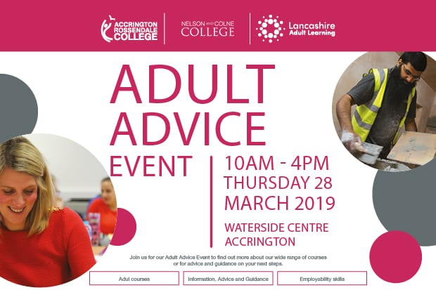 Adult Advice Event
