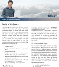 cloud faxing brochure thumbnail