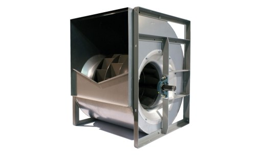 Backward Inclined Fan for paint booth