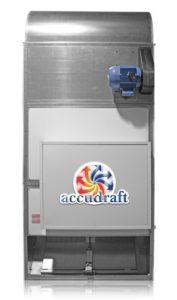 Accudraft Space Saver Paint Booth Heater