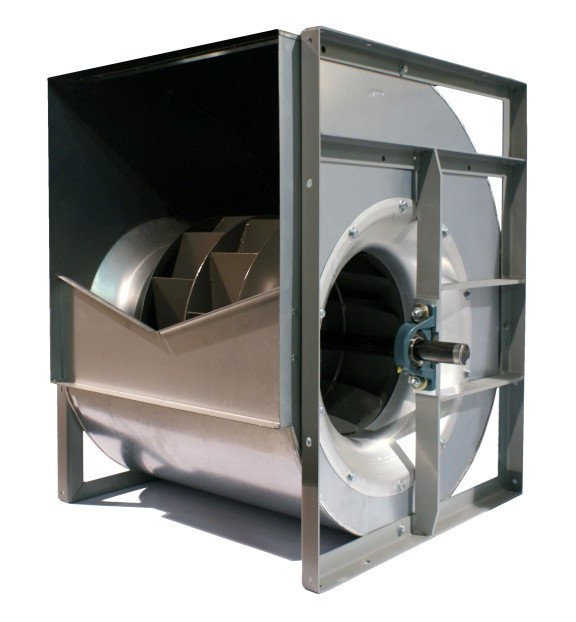 Backward Incline Fan : Types of paint booth fans accudraft