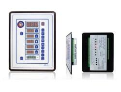 Accudraft SmartPad PLC Paint Booth Control panel