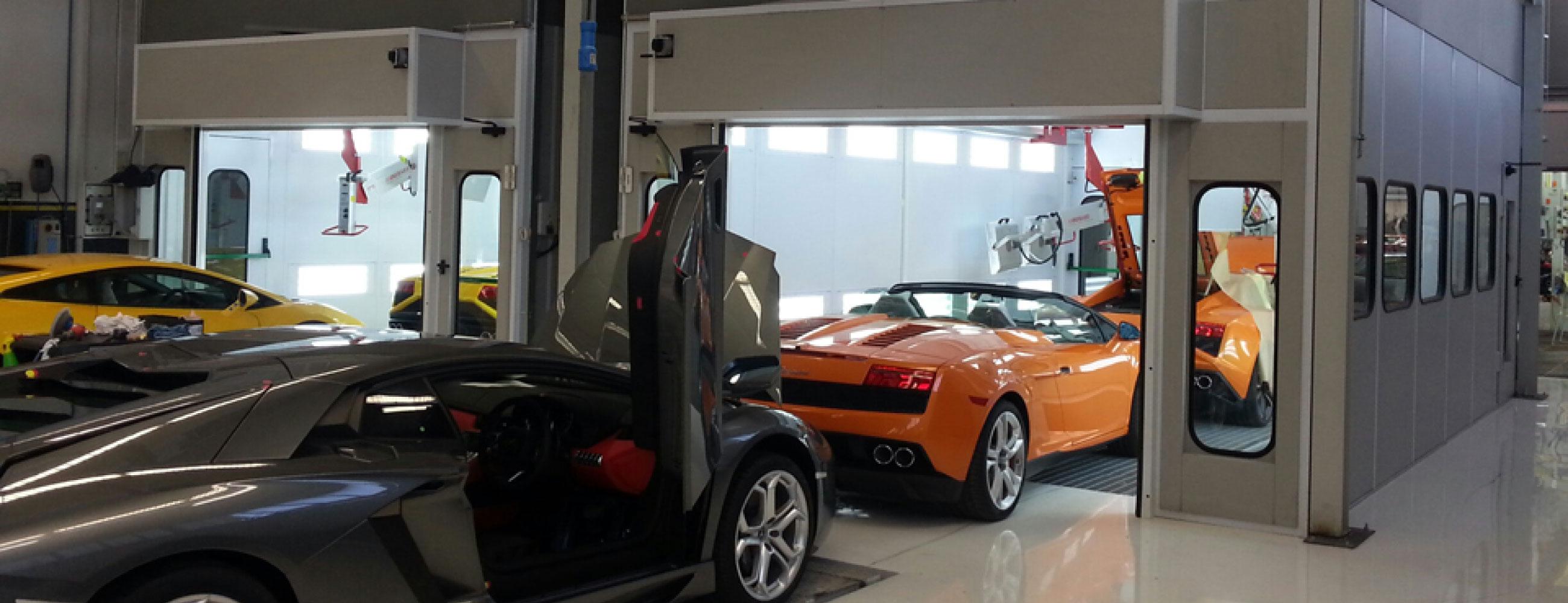 Automotive Refinishing | Accudraft