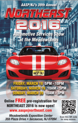 39th Annual Northeast Automotive Services Show