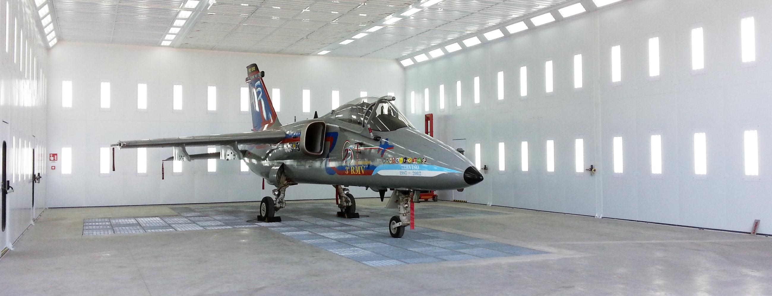 Aircraft-Hanger-Paint-Booth