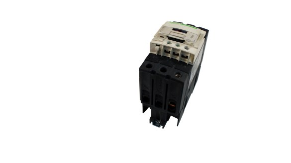 Contactor - 50 A Three Pole / 120 V For Paint Booth