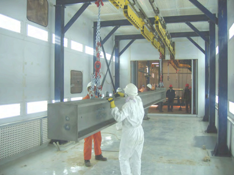 Industrial Paint Booths Accudraft