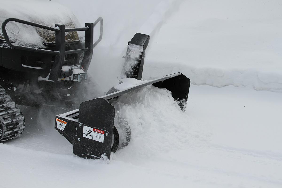 Erskine Snowblower Auger