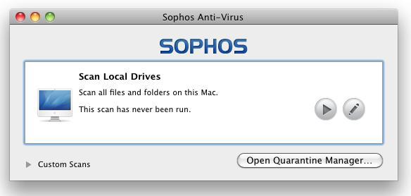 mac antivirus avast vs sophos