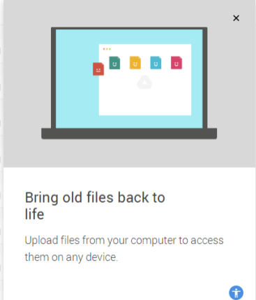 Sync all of your files.