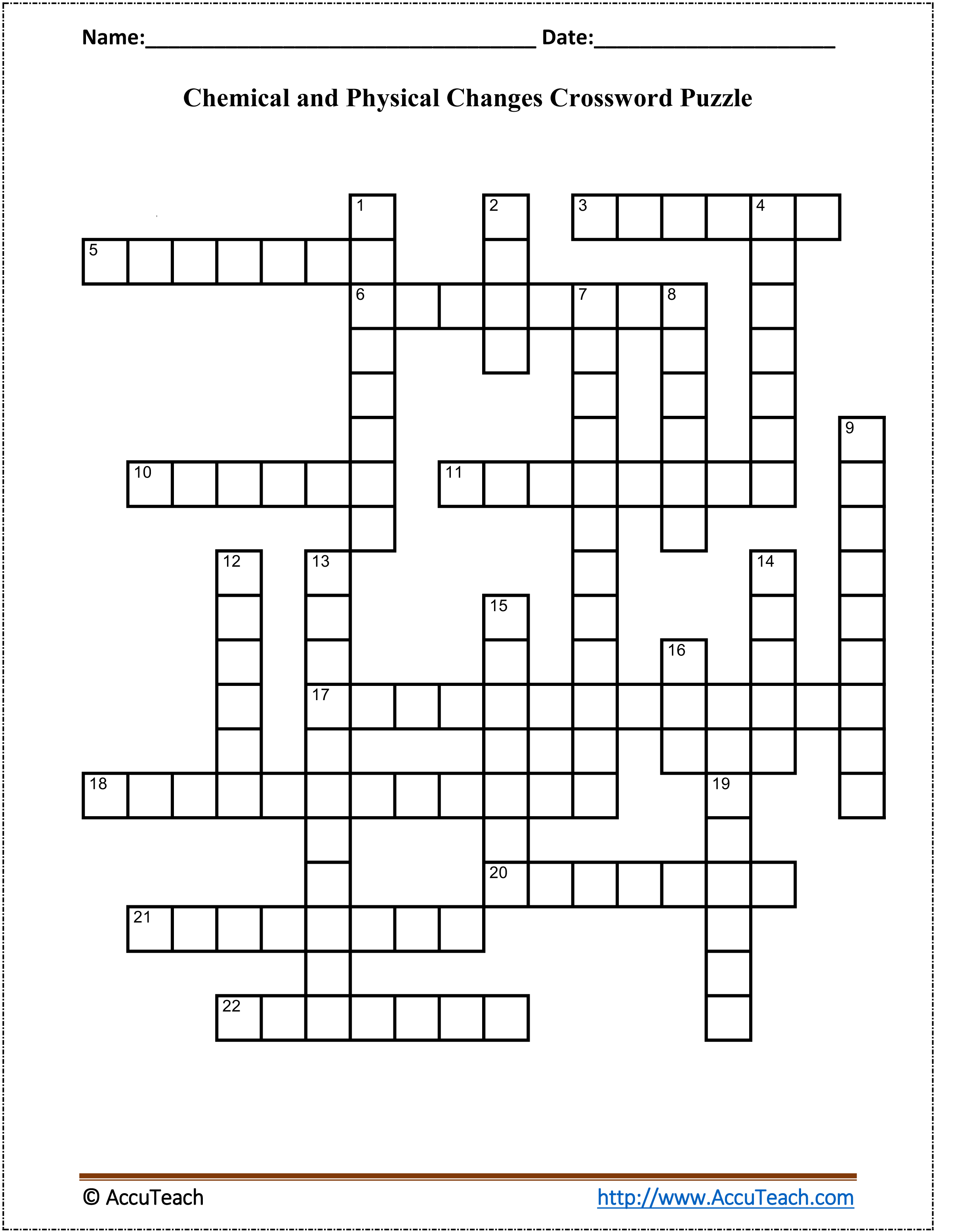 Crossword puzzle template yelomdiffusion unique free crossword puzzle template gift entry level resume maxwellsz