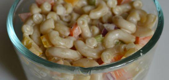 Macaroni Salad Side Dish Recipe