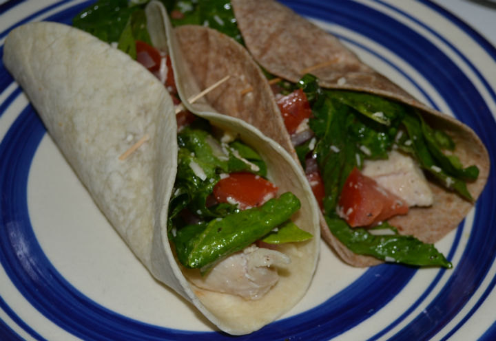 bruschetta-chicken-wrap