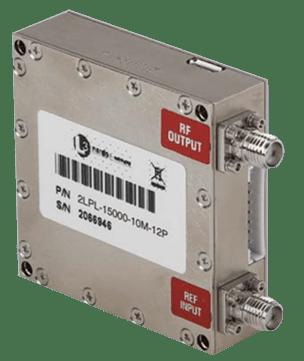 2LPL – Phase-locked Oscillators