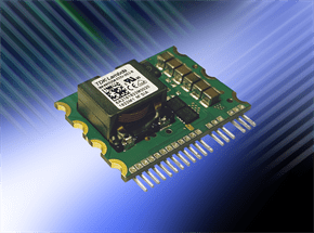 i6A4W – SIP format non-isolated 250 W DC-DC converter
