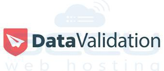 DataValidation Email Verification