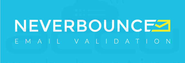 NeverBounce Email Verification