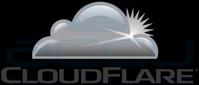 CloudFlare Logo - AccuWebHosting
