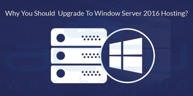 Why You Should Upgrade Your Server To Window Server 2016 OS?
