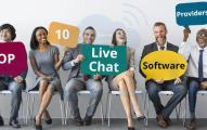 Top 10 Live Chat Software Providers