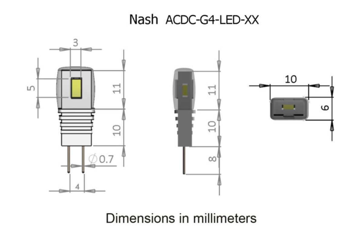 G4 replacement measurements
