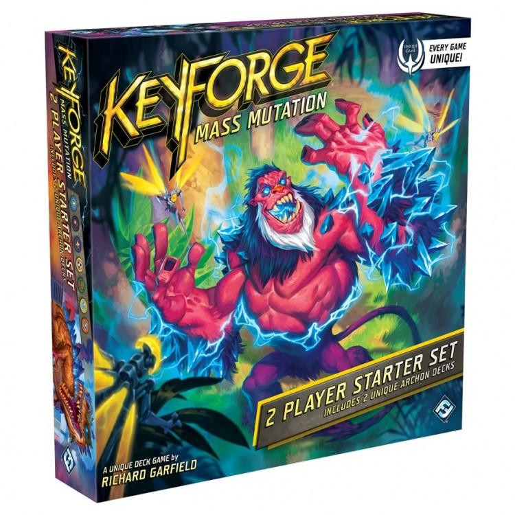 KeyForge: MM: 2 Player Starter Set