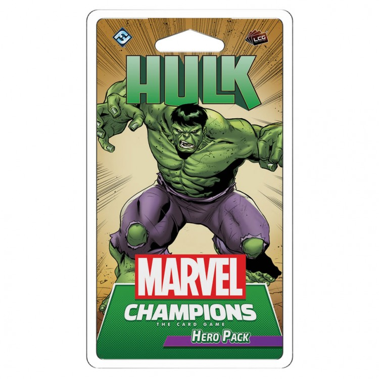 MC LCG: Hulk Pack